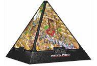 Pirámides 3D - D-Juguetes