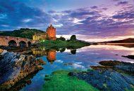 Hrady a zámky Anglicko, Škótsko