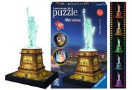 3D LED Ravensburger - plastika