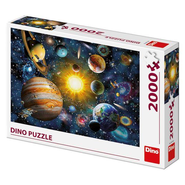 Puzzle Slnečná sústava I image 2