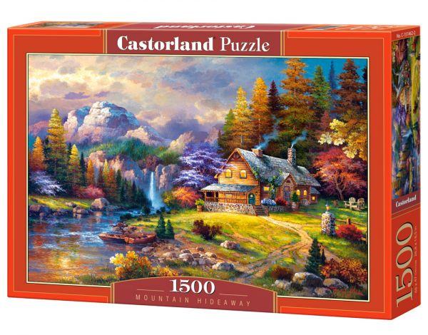 Puzzle Lee: Mountain Hideaway image 2