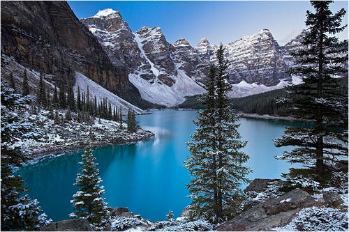 Puzzle The Jewel of the Rockies, Canada
