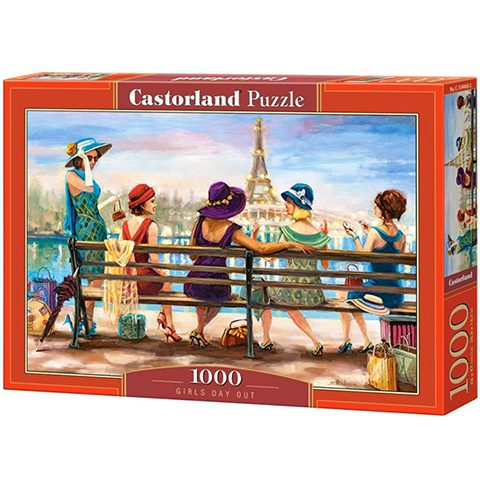 Puzzle Girls Day Out image 2
