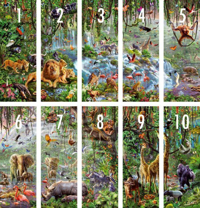 Puzzle Dzika przyroda image 3