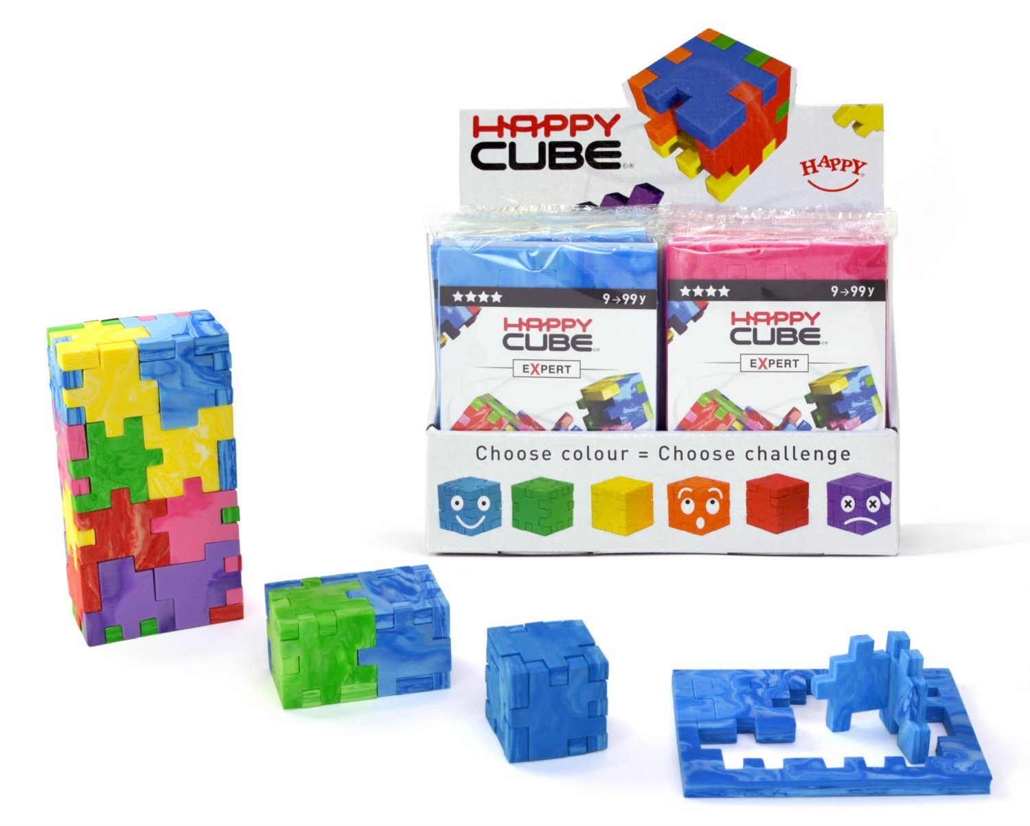 Puzzle Happy Cube Expert *** Marie Curie image 2