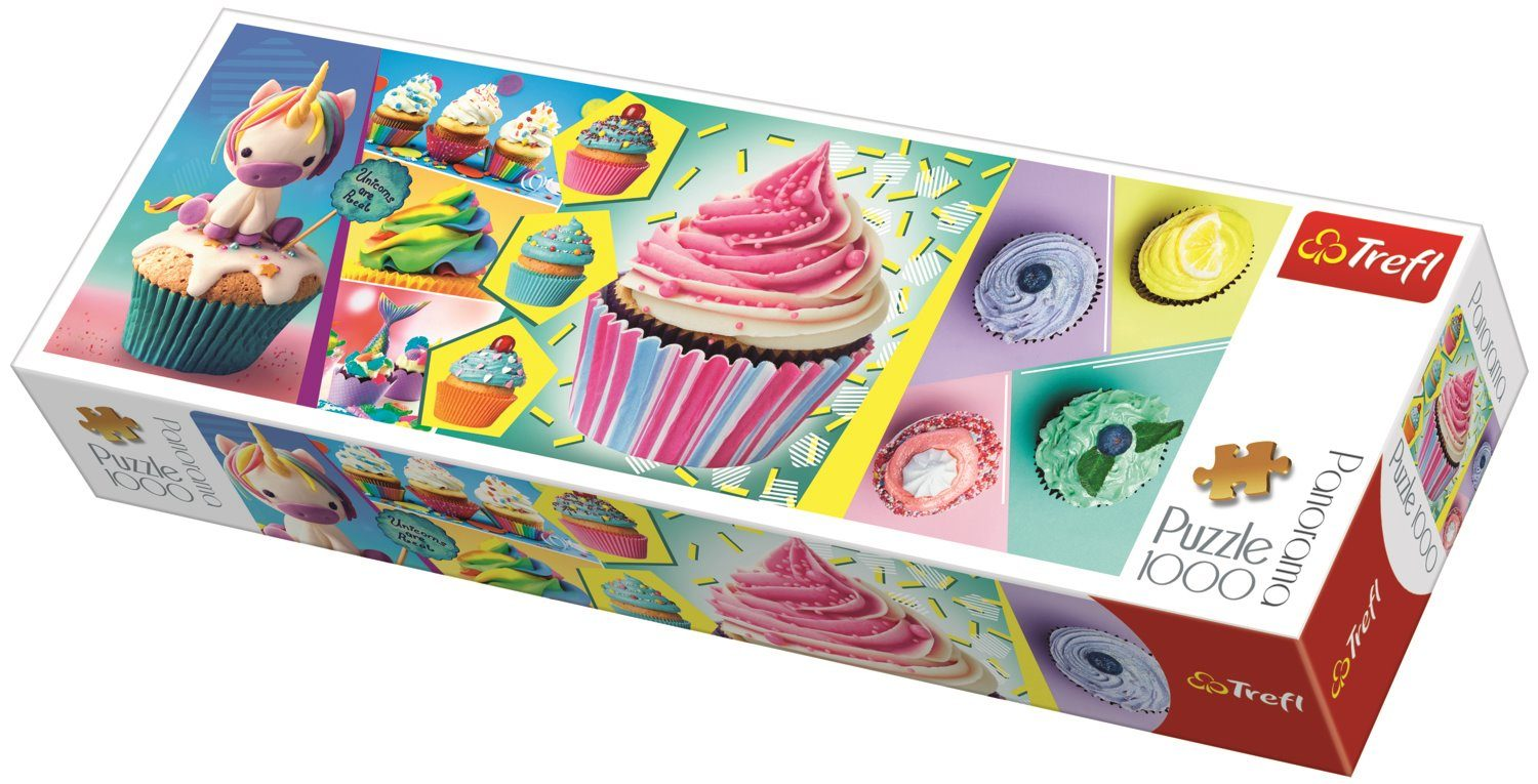 Puzzle Colorful Cupcakes image 2