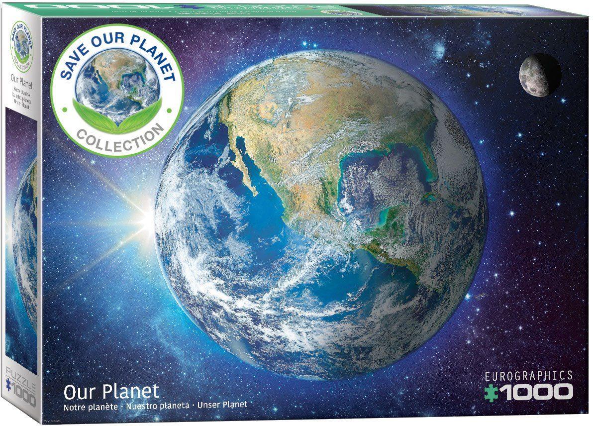 Puzzle Rette unseren Planeten: Unser Planet image 2