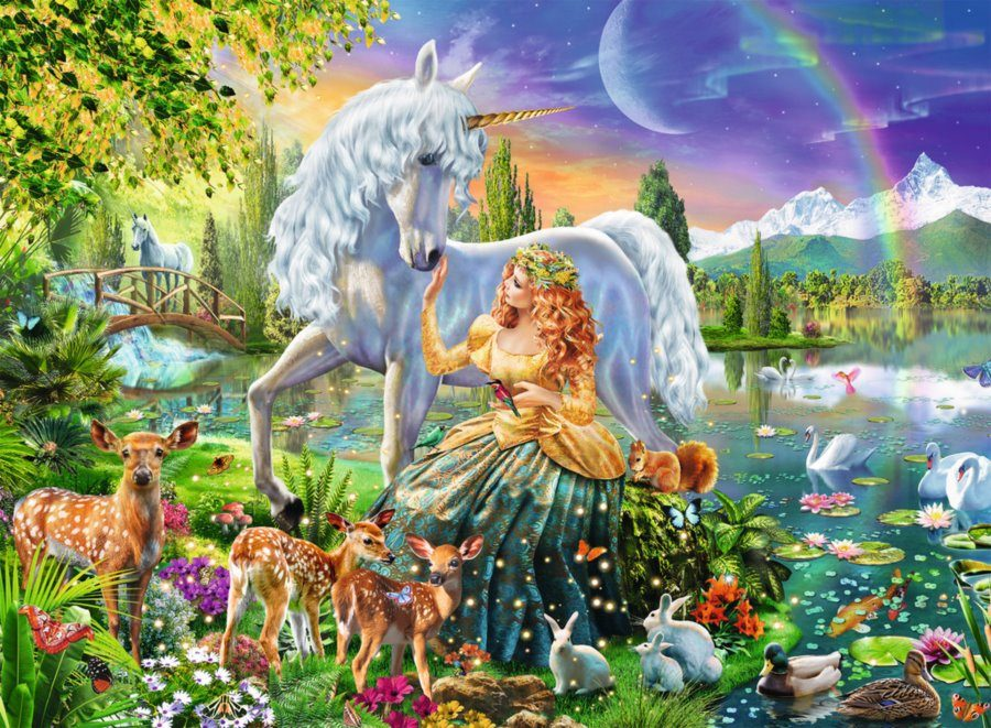 Puzzle Chesterman: Magical Beauty XXL image 2