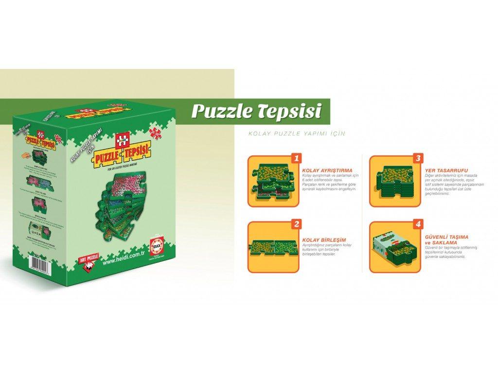 Puzzle Organizador de quebra-cabeças image 2