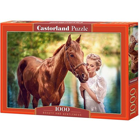 Puzzle Beauty and Gentleness image 2